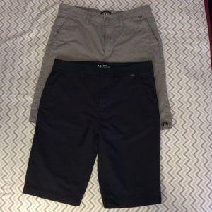 Boys size 18 shorts